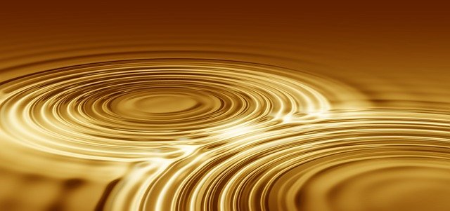 the law of vibration waves